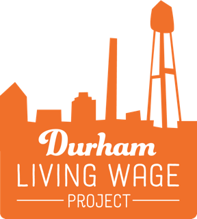 Durham Living Wages Project logo