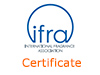 Ifra certificate image
